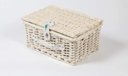 polka-dot-basket-white-with-black-and-white-dotted-fabric